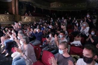 Teatrului National din Timisoara, noi reglementari pentru participarea publicului la spectacole