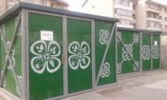 Tega continua modernizarea punctelor de colectare din Sf. Gheorghe