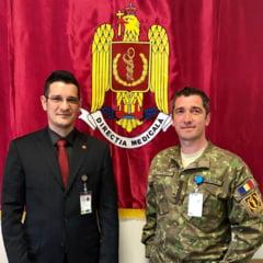 Tehnologia blockchain creata de firma unui roman a fost utilizata in cadrul celui mai mare exercitiu medical NATO din istorie