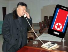 Tehnologia moderna a ajuns si in Coreea de Nord. Ce telefon au voie sa foloseasca cetatenii