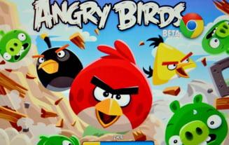Tehnologia viitorului: Angry Birds si roboti, in ajutorul copiilor cu dizabilitati