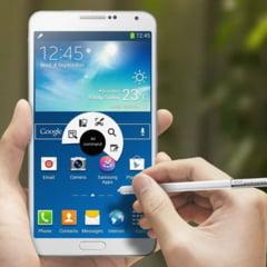 Tehnologie revolutionara introdusa de Samsung Galaxy Note 4, in premiera mondiala