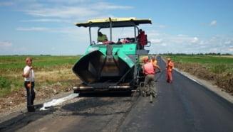 Tel Drum a primit doua noi contracte de la CJ Teleorman: 31 de milioane lei pentru asfaltarea a 20 de kilometri