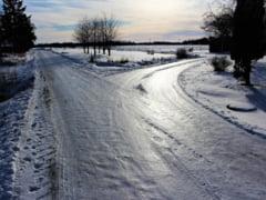 Tel Drum deszapezeste si in aceasta iarna judetul Teleorman, pentru 20 de milioane de lei. Compania este in insolventa si este judecata pentru fraude europene