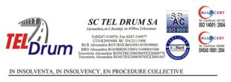 Tel Drum mai incaseaza o asfaltare in Teleorman - contract acordat prin atribuire directa
