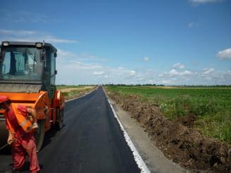 Tel Drum prospera in insolventa. Noi contracte pentru drumurile din Teleorman, inclusiv cel de deszapezire