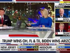 Televiziunea americana de stiri Fox News, lider in seara alegerilor din SUA, cu o audienta-record