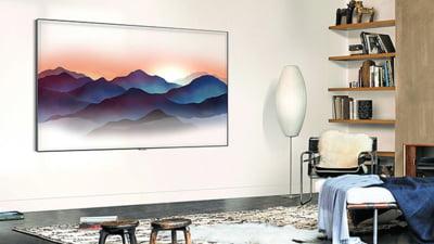 Televizoare Samsung - ce diagonala a ecranului se potriveste camerei tale?