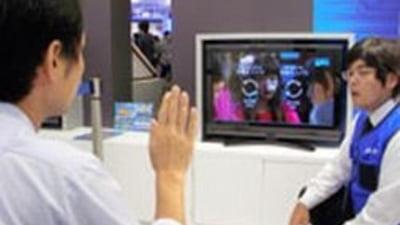 Televizoarele controlate doar prin gesturi vor fi pe piata in 2012