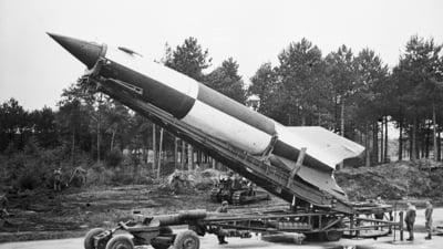 Temuta rachetă a lui Hitler, descoperită pe un câmp: Arma supersonică a ajuns în doar 5 minute în Anglia VIDEO