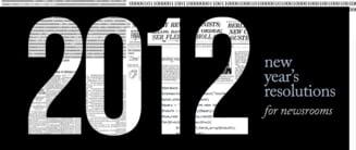 Tendinte in presa - cinci sugestii ale specialistilor pentru 2012