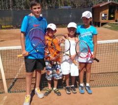 Tenis: Cupa Valeriana Sport Fashion a ajuns la editia a treia! Vezi castigatorii!