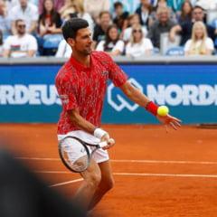 Tenis: Djokovic, Thiem si Zverev au castigat primele lor meciuri la Adria Tour