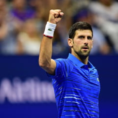Tenis: Djokovic, calificare la pas in turul doi la Roland Garros