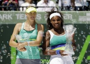 Tenis: Serena Williams, din nou regina la Miami