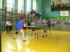 Tenis de masa: Echipa de junioare a Romaniei a cucerit aurul la Europene