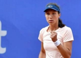 Tenismena Patricia Tig, eliminata a doua oara din turneul de la Roma. Romanca fost spulberata de o favorita VIDEO