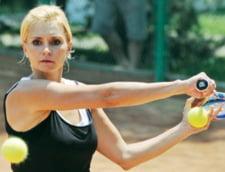Tenismena Ruxandra Dragomir, sefa organizatiei de femei a Partidului Miscarea Populara