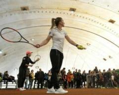 Tenismenele romane, in coborare in clasamentul WTA