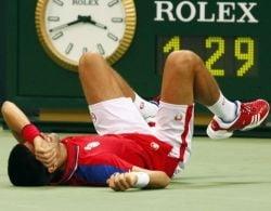 Tenisul ramane fara rege: Accidentarea lui Djokovici, mult mai grava