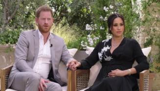 Tensiune la Curtea Angliei dupa interviul acordat de Harry si Meghan. Markle ataca familia regala, la 3 ani de cand a fost primita in casa de Windsor