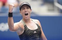 Tensiune la US Open! Muguruza n-a mai rezistat la final și s-a luat de adversara ei! VIDEO