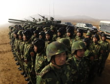 Tensiune maxima in Coreea de Nord: China a mobilizat 100.000 de soldati