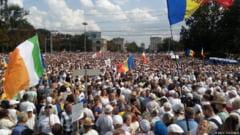 """Tensiunea creste in R. Moldova: """"Guvernarea a vrut ca astazi la Chisinau sa se verse sange"""""""