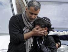 Tensiuni in Franta: Copil batut in fata unei scoli evreiesti din Paris