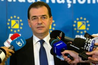 Tensiuni in PNL. Blaga a chemat aripa fostului PDL la discutii, pentru sustinerea lui Orban (Surse)