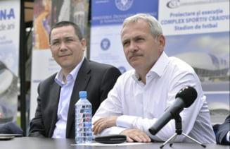 Tensiuni in PSD. Ce ascunde confruntarea dintre Victor Ponta si Liviu Dragnea?