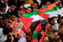 Tensiuni in crestere in Cisordania: Un tanar palestinian a fost ucis, dupa incendierea unui bebelus