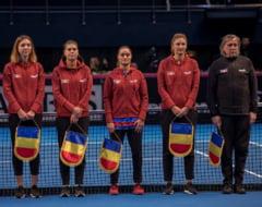 Tensiuni in echipa de Fed Cup a Romaniei inaintea meciului cu Marea Britanie
