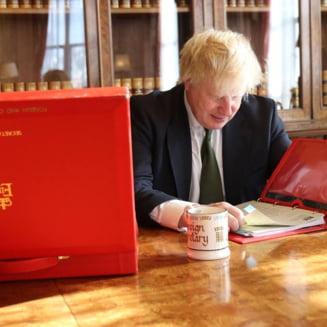 Tensiuni in guvernul britanic: ministrul de Externe nu este de acord cu varianta post-Brexit propusa de May