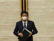 Tensiuni intree Tokyo si Seul din cauza unei statui a premierului japonez Shinzo Abe cu o prostituata