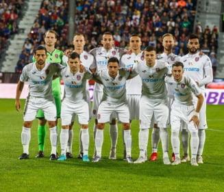 Tensiuni la CFR Cluj inaintea derbiului cu Craiova: Muresan ar putea fi dat afara - surse