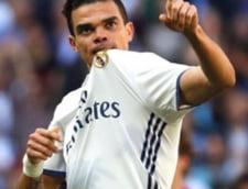 Tensiuni la Real Madrid: Pepe a iesit la atac dupa ce si-a anuntat plecarea