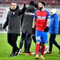 Tensiuni la Steaua: Reghecampf s-a rastit la jucatori