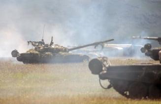 Tensiuni la frontierele Ucrainei: Trupele rusesti din Transnistria s-au pus in miscare