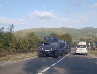 """Tensiuni la granița dintre Serbia și Kosovo. Preşedintele sârb susține că situaţia este foarte """"gravă şi dificilă"""""""