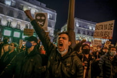Tensiuni politice majore in Spania dupa condamnarea la inchisoare a unui rapper. Cazul a generat si proteste violente