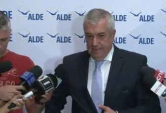 Tensiunile din ALDE continua: Altcineva e sustinut pentru sefia Senatului, Melescanu e amenintat cu excluderea