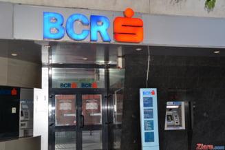 Tentativa de jaf la o banca din Capitala