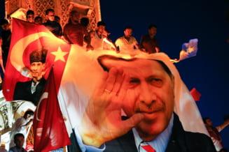 Tentativa de lovitura de stat esuata in Turcia: O treime din generali si amirali, in arest