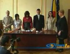 Teo Trandafir a primit certificatul de parlamentar