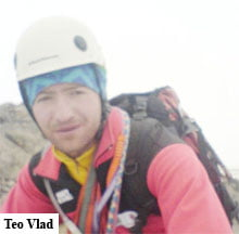 Teo Vlad si-a incheiat expeditia pe Everest - Teo-Vlad-si-a-incheiat-expeditia-pe-Everest