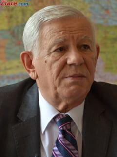 Teodor Melescanu, detasat de Tariceanu in Timisoara - cum explica