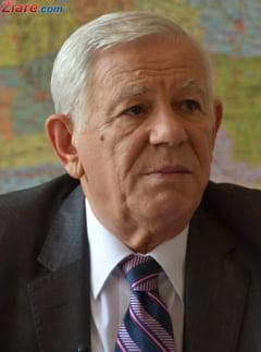 Teodor Melescanu s-a inscris in partidul lui Tariceanu