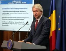Teodorovici confirma rectificarea bugetara, dar spune ca sunt bani de salarii: Nu este nimic grav