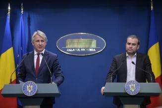 Teodorovici recunoaste ca nu a discutat cu nimeni despre ordonanta controversata: Era un risc foarte mare sa nu treaca
